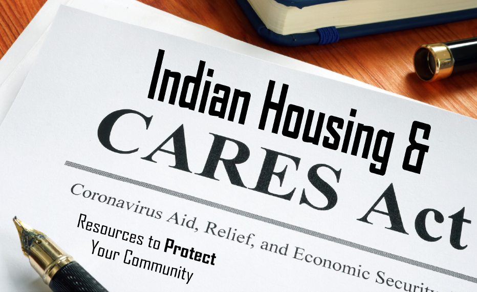 indian housing and cares act